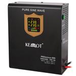 UPS CENTRALE TERMICE SINUS PUR 300W 12V KEMOT